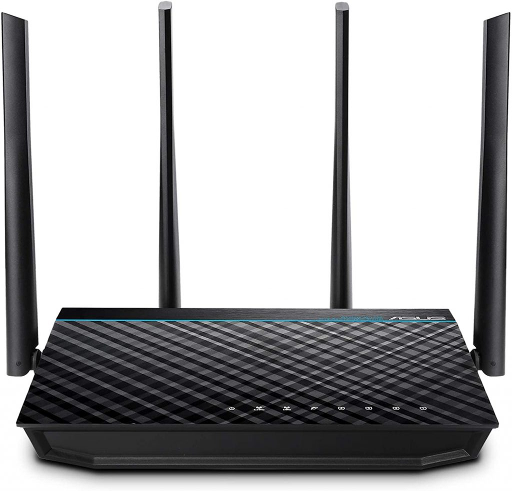 ASUS RT-ACRH17 AC1700 Dual Band Wi-Fi Router